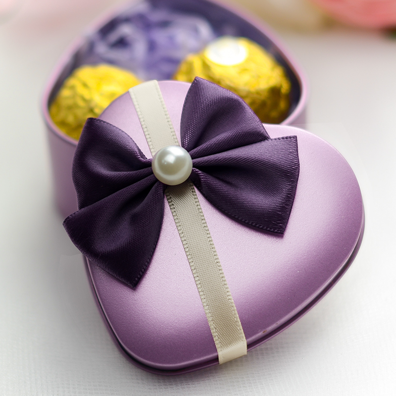 Chocolate Tin Box for Gift
