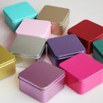 Mini Tin Box for Gift