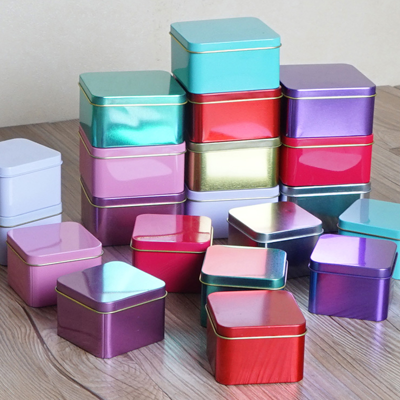 Mini Tin Box for Gift