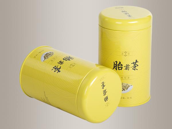 Tea tin box production process