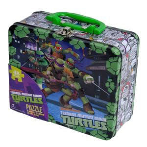Teenage Mutant Ninja Turtle Lunch Box
