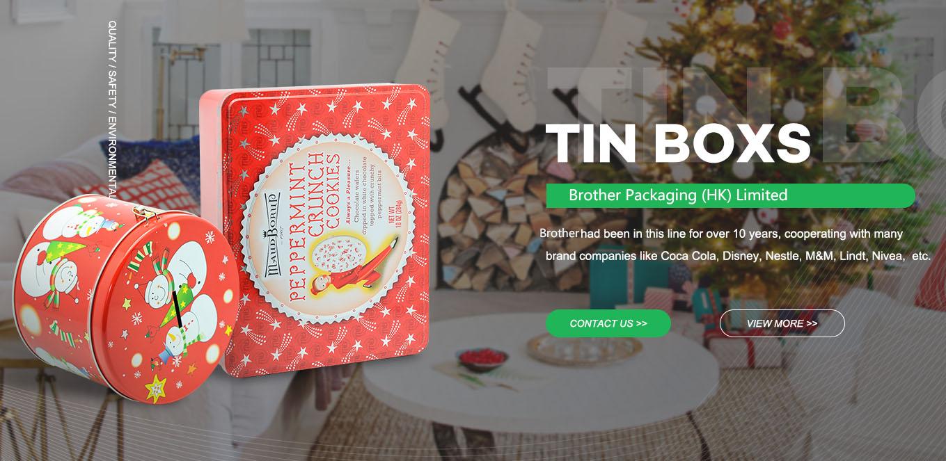 Tin box manufacturers