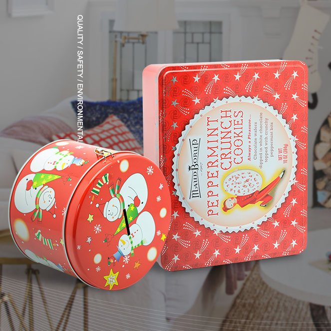 Tin box manufacturers and Metal Tin Containers Wholesale