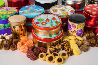 Tips for wholesale cookie tins