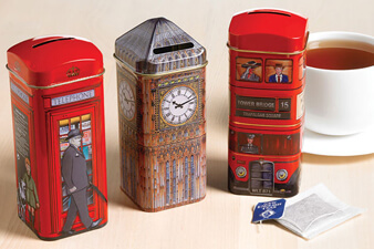 Importance of packaging design for wholesale tea tins