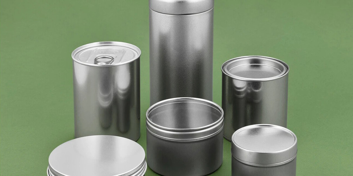 wholesale tin containers-detail
